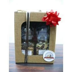 Dárková krabička - 4 kořenky s kořením